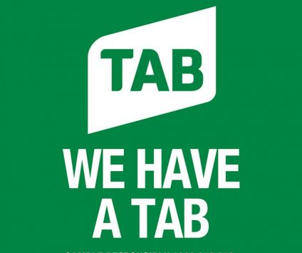 1. We have a TAB